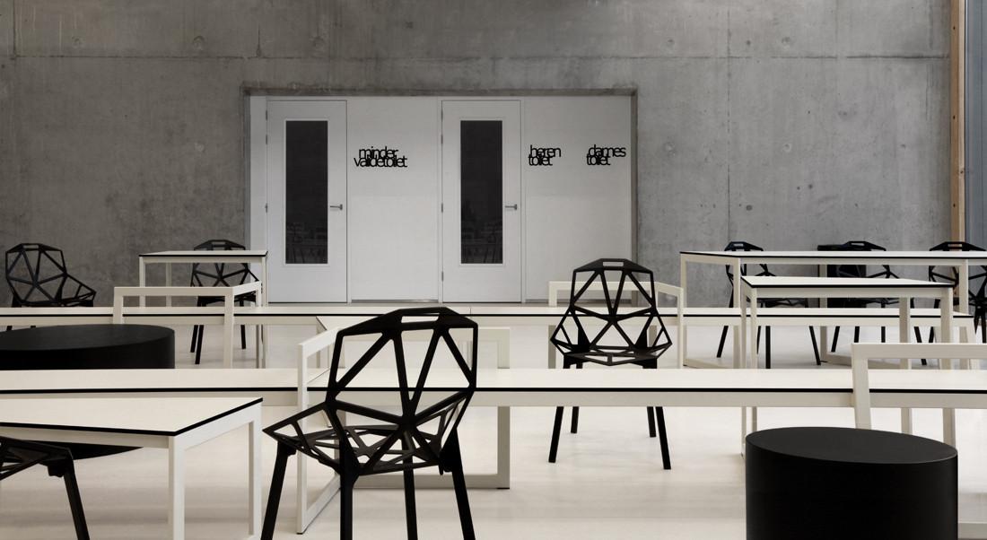 Panta Rhei College Interiors Snelder Architecten I29 Interior Architects Archdaily