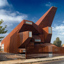 Parish Church of Santa Monica / Vicens & Ramos