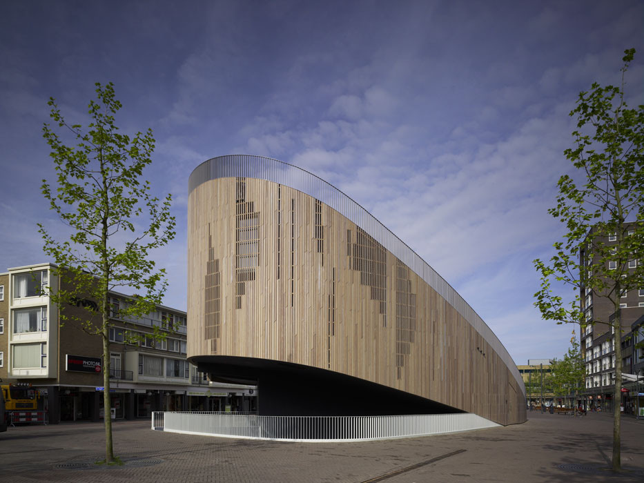Roosendaal Pavillion Ren 233 Van Zuuk Architekten Archdaily