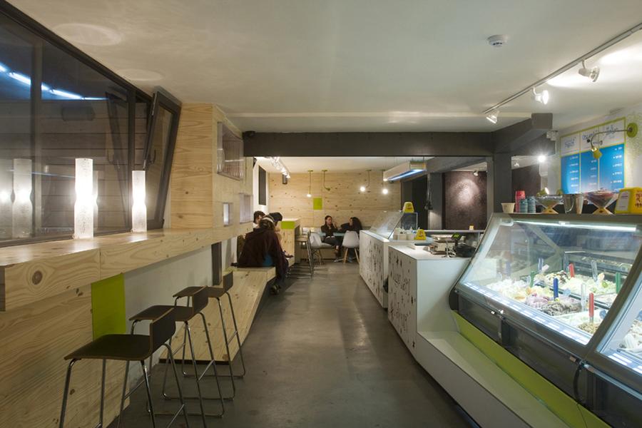 Leggenda Ice Cream And Yogurt So Architecture Archdaily