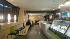 Leggenda Ice Cream and Yogurt / SO Architecture