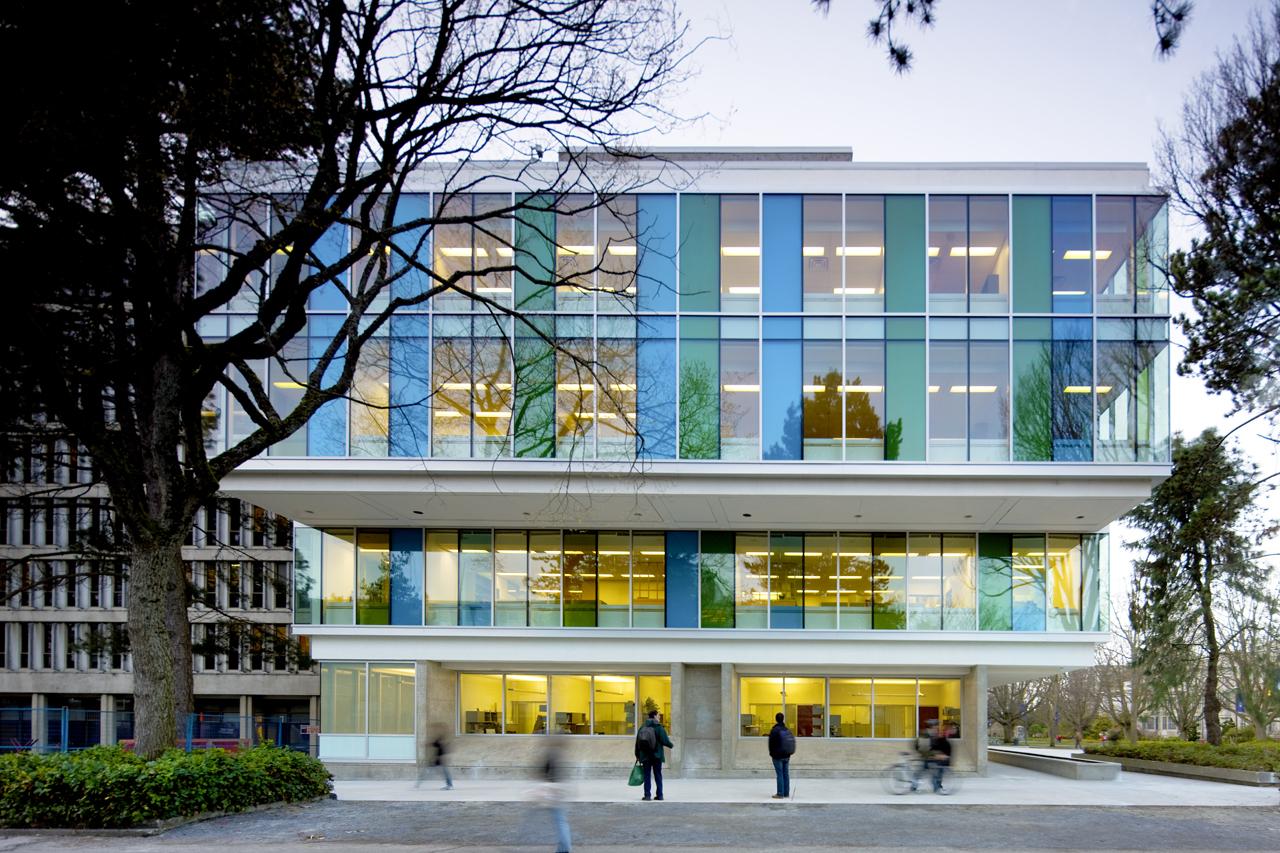 Sauder school of business map - Sauder School Of Business Acton Ostry Architects Martin Tessler