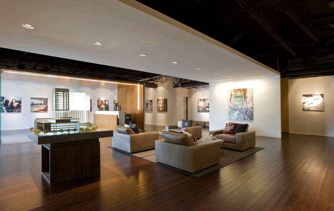 Palomar Welcome Center / Johnsen Schmaling Architects