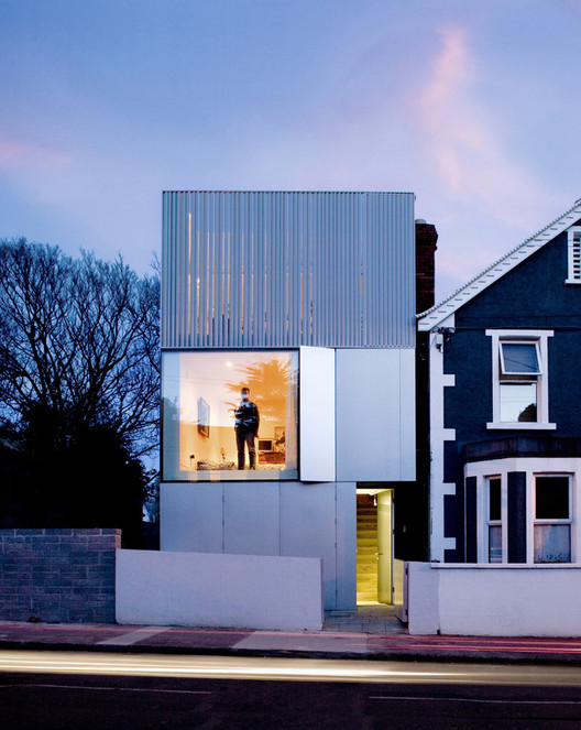 Grangegorman Residence / ODOS architects, Courtesy of ODOS architects
