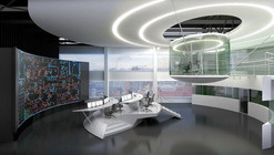 Moesk Control Center / Arch-group + ABTB