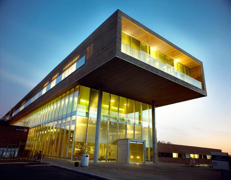 University College Ostfold Halden / Reiulf Ramstad Arkitekter