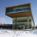 University College Ostfold Halden / Reiulf Ramstad Architects