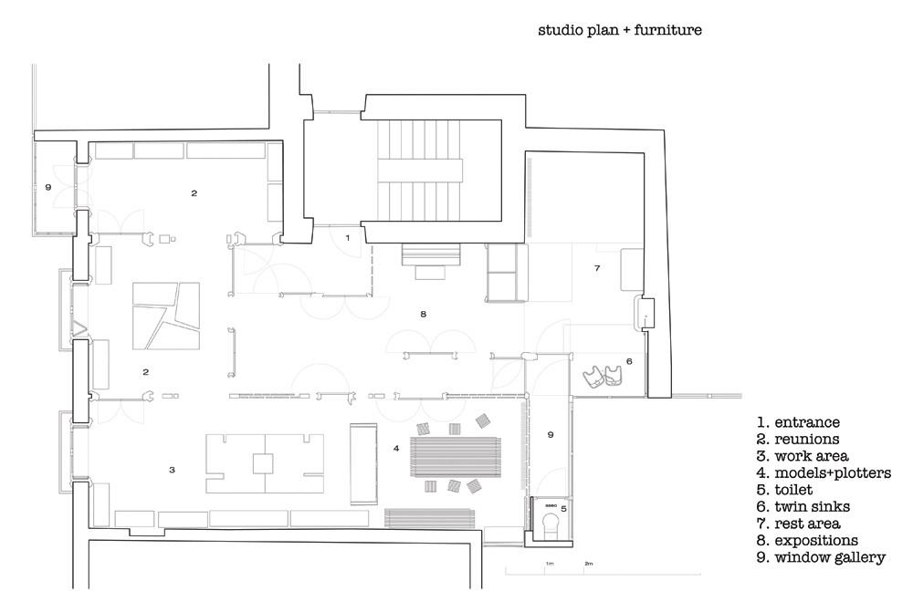 Gallery of Architecture Studio / Novan&Vesson Architects - 16