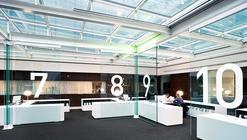 Civic center in St Germain en Laye / Atelier 9 portes + Philippe Harden
