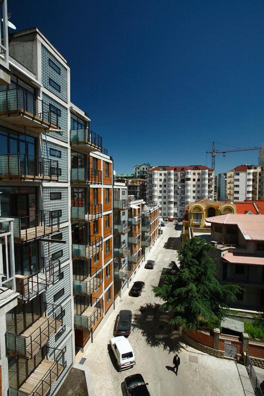 Housing in Tbilisi / Studio Arci