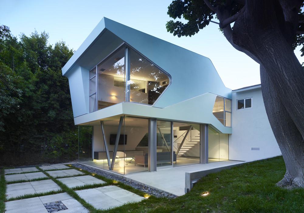 Alan Voo House / Neil M. Denari Architects