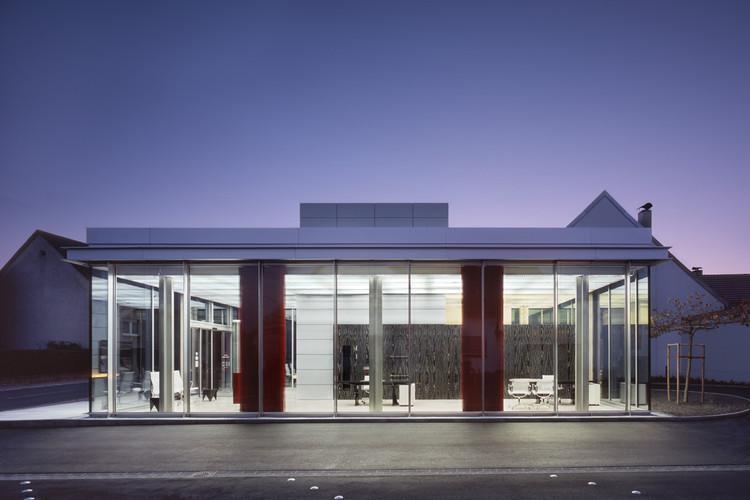 Branch Bank in Hettingen / Ecker Architekten