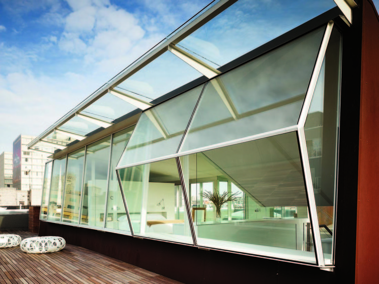 Tehama Grasshopper / Fougeron Architecture