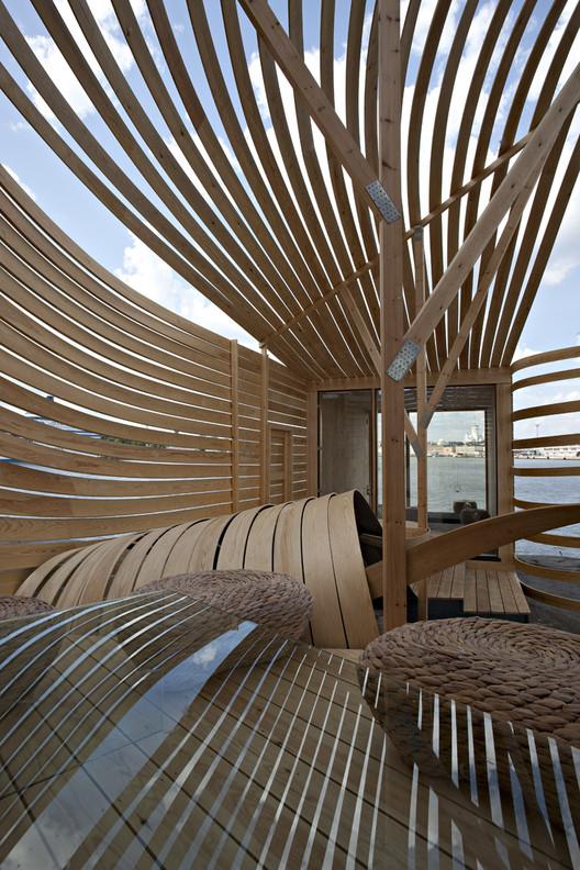 Wisa wooden design hotel pieta linda auttila archdaily for Design hotel f 6 genf