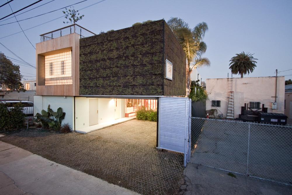 brooks avenue house bricault design archdaily. Black Bedroom Furniture Sets. Home Design Ideas