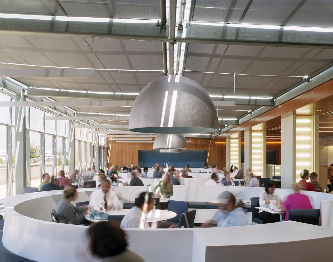 gallery of us census bureau headquarters som 3. Black Bedroom Furniture Sets. Home Design Ideas