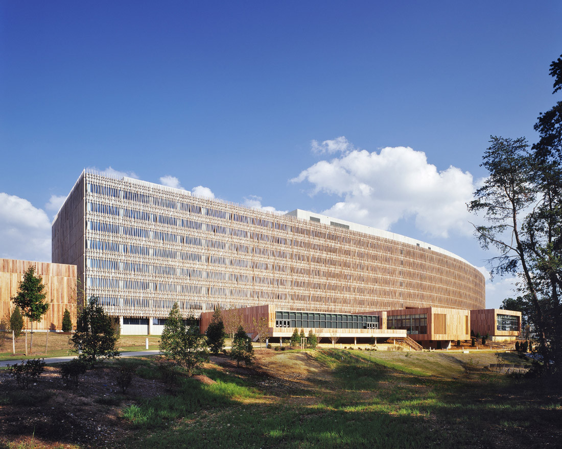 US Census Bureau Headquarters / SOM, © Eduard Hueber/Arch Photo