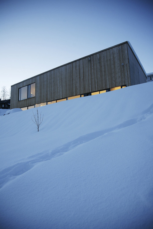 Courtesy of Reiulf Ramstad Architects
