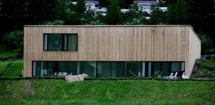 Villa Hesthagen / Reiulf Ramstad Arkitekter, Courtesy of Reiulf Ramstad Arkitekter