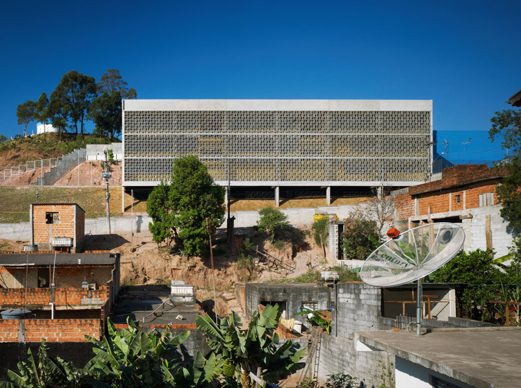 FDE Public School / FGMF Arquitetos, © Pedro Kok