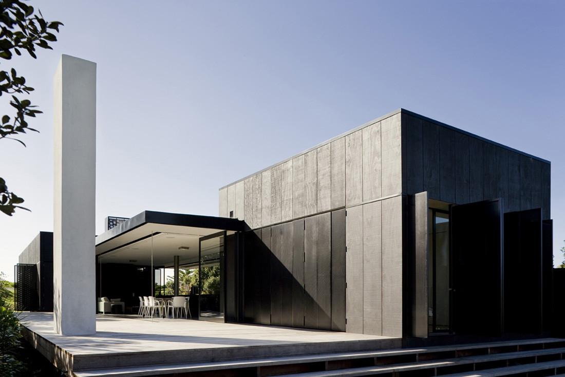 Sandhills Road House / Fearon Hay Architects, © Patrick Reynolds