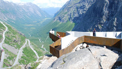 National Tourist Route Trollstigen / Reiulf Ramstad Arkitekter + Oslo Norway