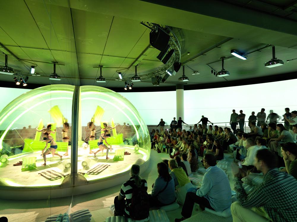 Zaragoza World Expo's Austrian Pavilion / Strauss-Solid-Ritter, Courtesy of Strauss-Solid-Ritter