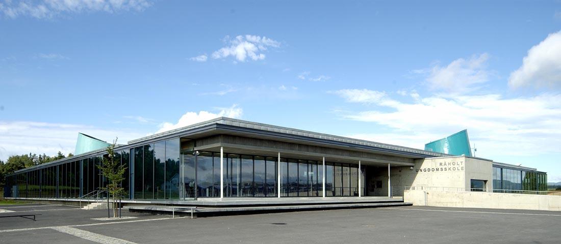 Råholt School / Kristin Jarmund Architects