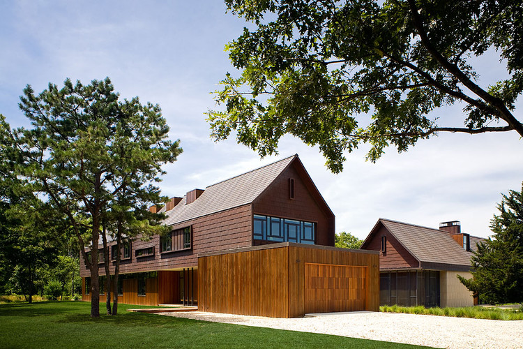Northwest Peach Farm / Bates Masi Architects, © Michael Moran Photography