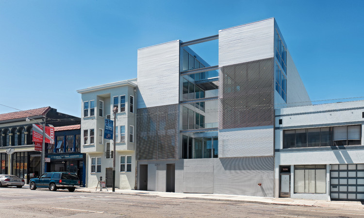 1234 Howard Street / Stanley Saitowitz | Natoma Architects, Courtesy of Natoma Architects