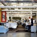 Facebook offices o a studio archdaily for Ups oficinas barcelona