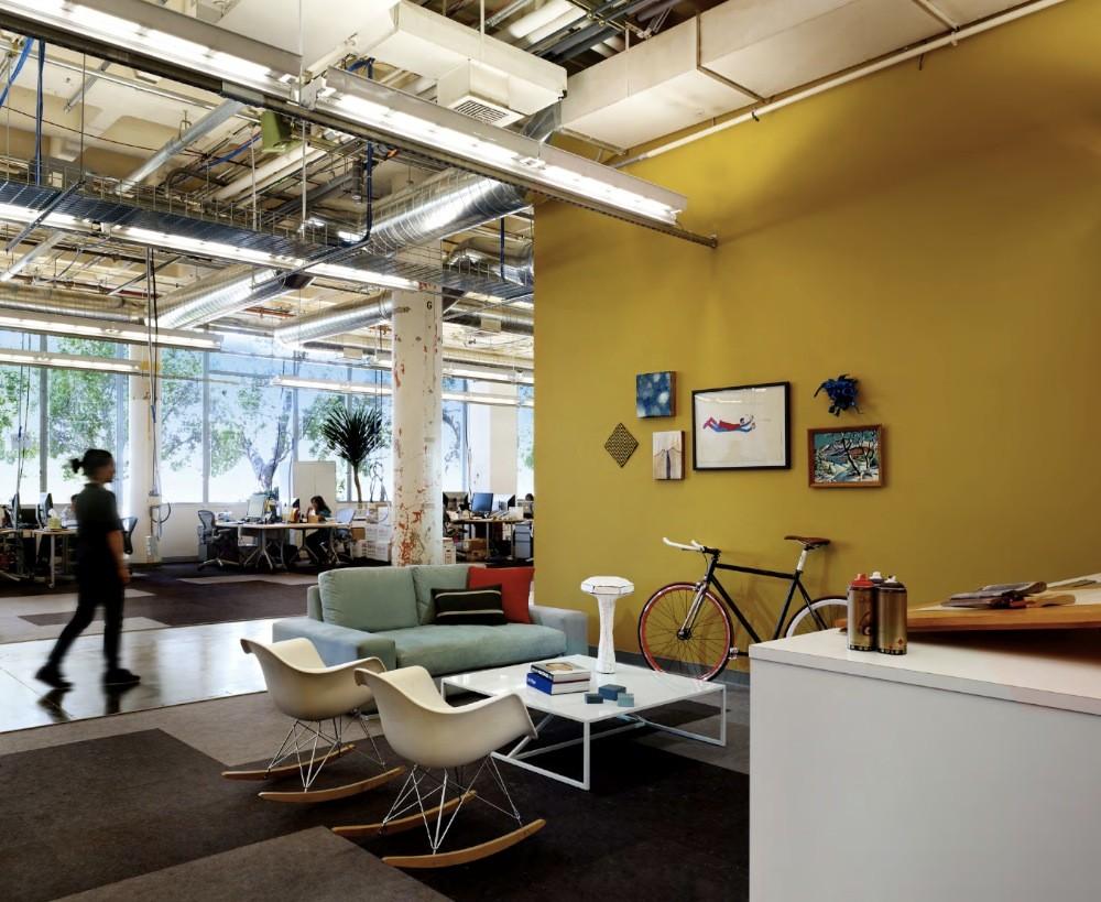 Gallery of Facebook Offices OA Studio 10