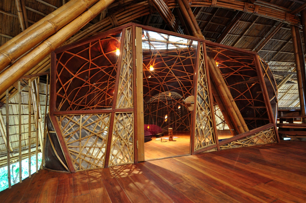 Bamboo House Designs Thailand
