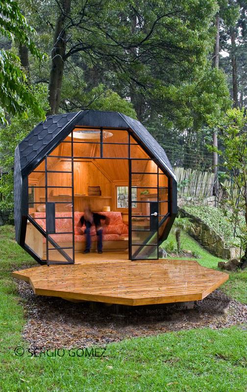 Habitable Polyhedron / Manuel Villa, © Manuel Villa