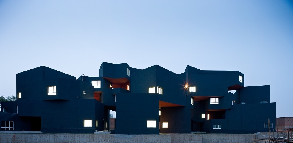 Songzhuang Artist Residence / DnA, © Unknown photographer
