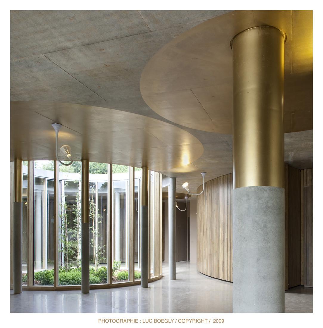 Gallery Of Rennes M Tropole Crematorium Plan 01 3