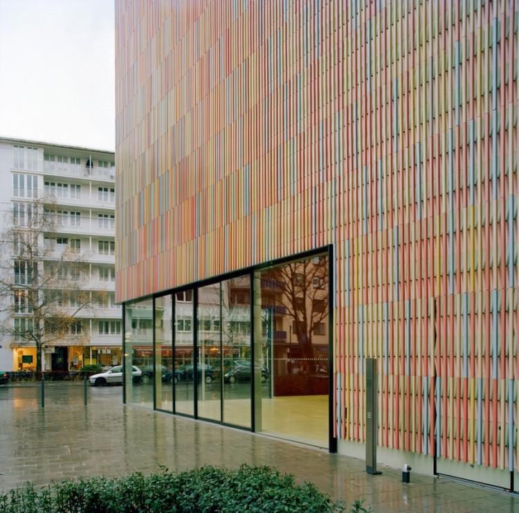 Museo Brandhorst / Sauerbruch Hutton, © Sauerbruch Hutton
