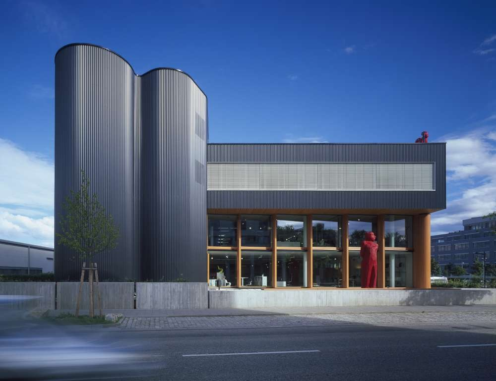 Feco-Forum / LRO Architekten, © Roland Halbe