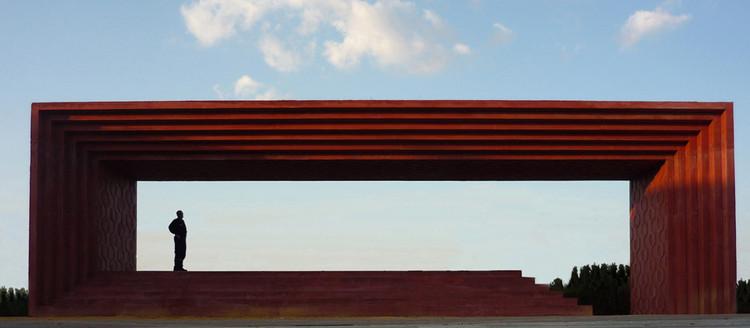 Pedro Almodovar´s Monument / Enproyecto Arquitectura, © Ricardo Santonja, Emilio Valverde
