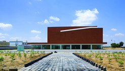 Songzhuang Art Museum / DnA