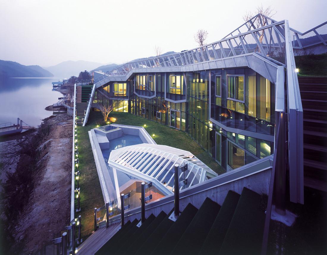 Island House Iroje Khm Architects Architects And Architecture - Bu-yeon-dang-by-iroje-khm-architects