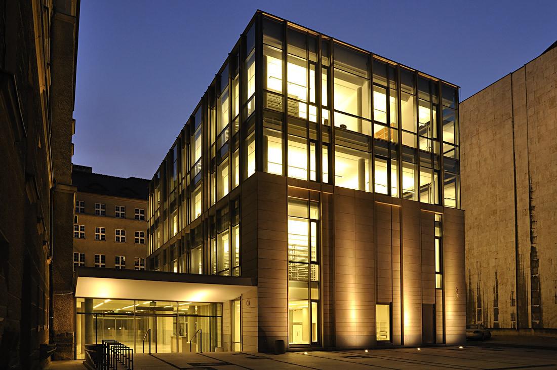 University of Poznan Library / Neostudio Architects + Consultor + APA Bulat, © Pawel Swierkowski