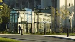 Washington National Cathedral Visitor Gateway / SmithGroup