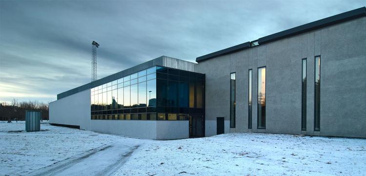 Armann Sports Club / PK Arkitektar, © Rafael Pinho