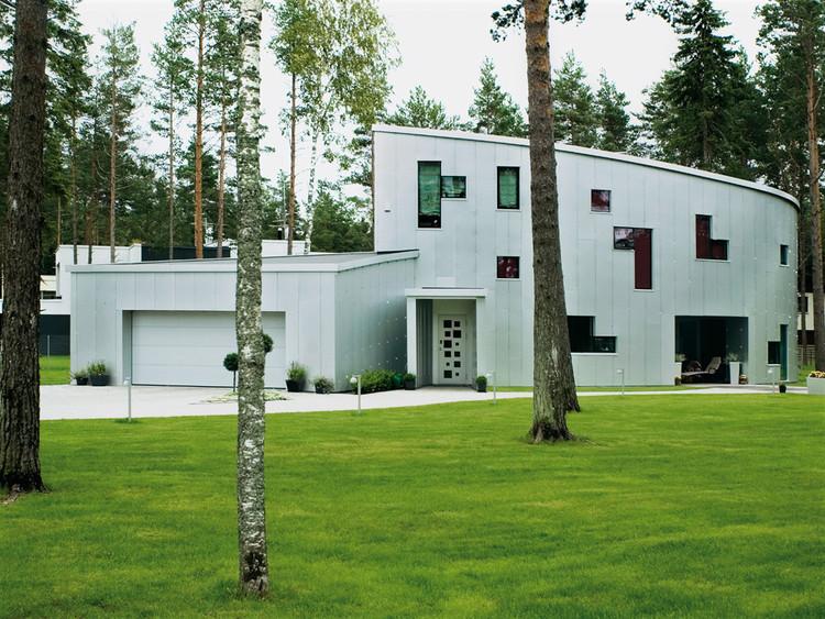 Aluminium House / Arhitektid Muru & Pere, © Tarvo Varres