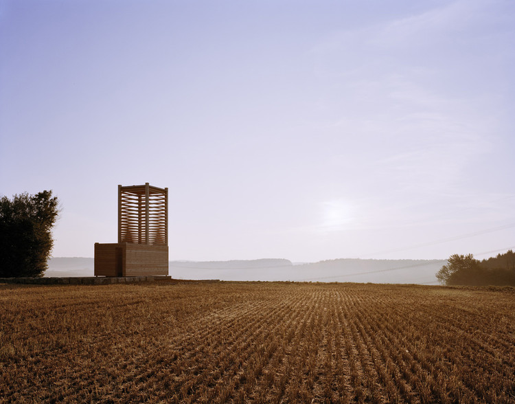 Field Chapel in Boedigheim / Students of the College of Architecture at the Illinois Institute of Technology