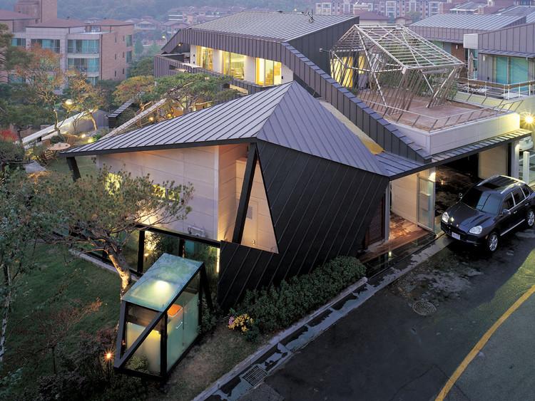 Nok Sung Hun / IROJE KHM Architects , © JongOh Kim
