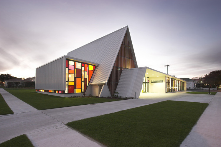 Waiuku Church / Jasmax