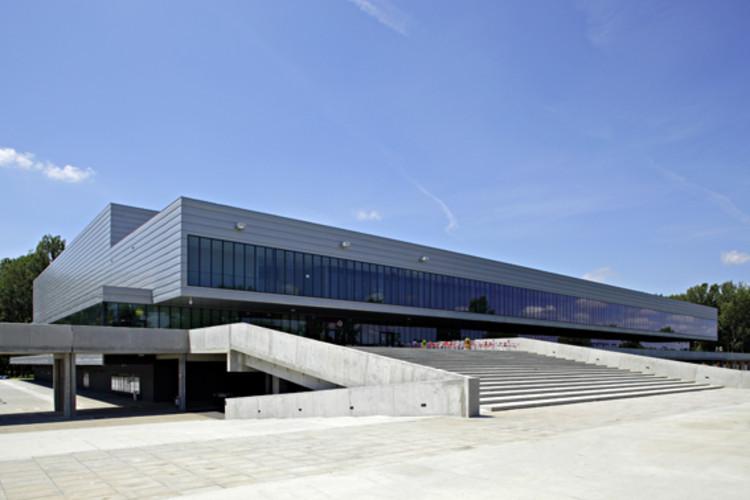 City Sports Hall / AG Planum, © André Thissen, Miljenko Bernfest & Robert Les