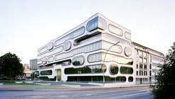 Edifício de Escritórios An der Alster 1 / J. Mayer H. Architects